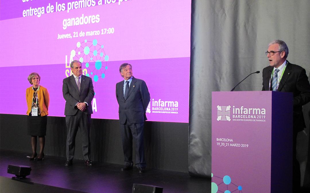 """Francisca Aranzana: """"Tanquem molt orgullosos aquesta edició d'Infarma"""""""