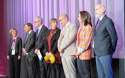 Alba Vergés inaugura Infarma Barcelona 2019