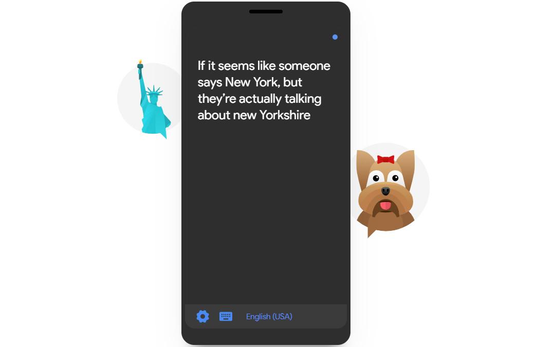 Google llança una app que transcriu converses a persones sordes