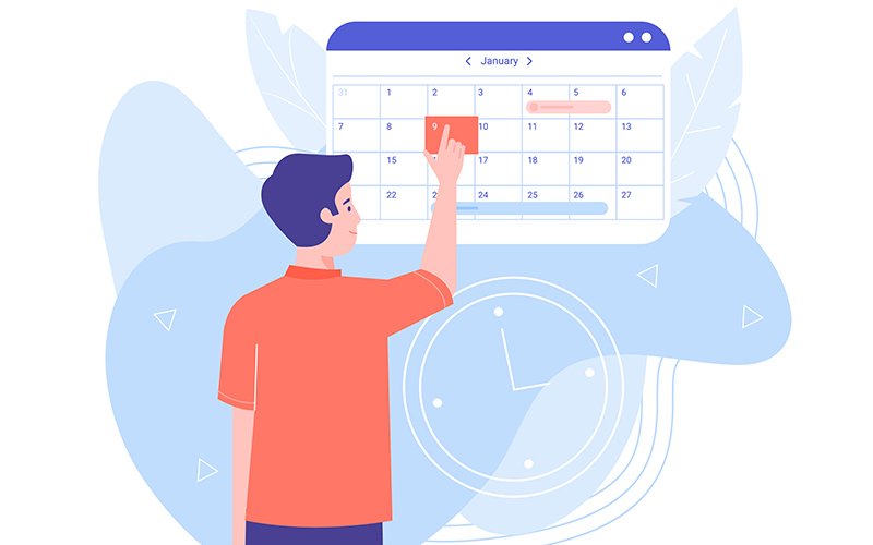 El registre horari de jornada serà obligatori a partir del 12 de maig
