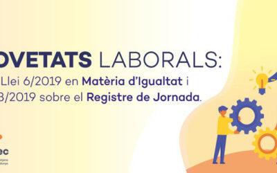 Sessió a Sabadell sobre el Registre de jornada