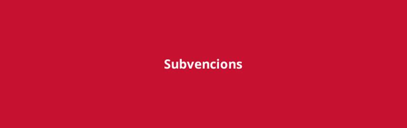 Subvencions 2019: aprovades les bases per a la concessió de subvencions en l'àmbit del comerç