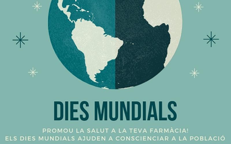 Dies Mundials del mes de juny 2019