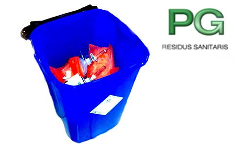 Gestió eficaç dels residus a l'oficina de farmàcia
