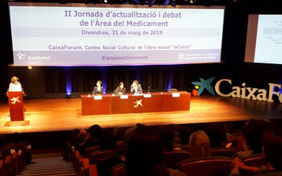L'accessibilitat i la sostenibilitat, dos grans objectius de la política de medicaments, segons Adrià Comella.