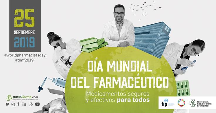 25 de setembre, Dia Mundial del Farmacèutic