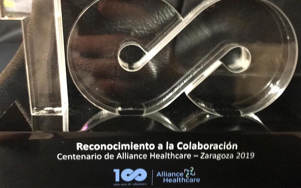 La Fefac, institució reconeguda en el centenari d'Alliance Healthcare
