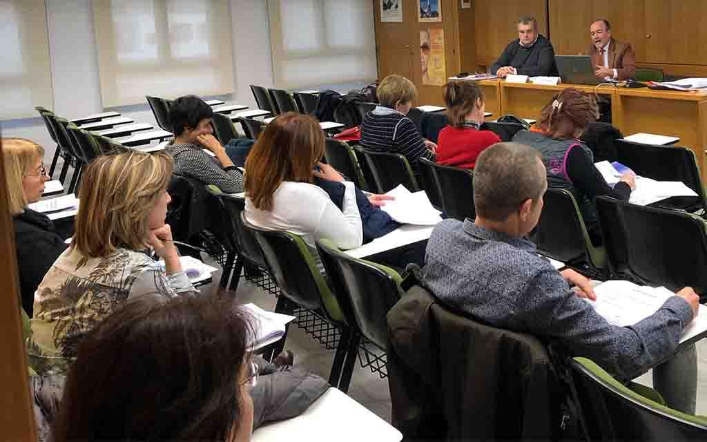Celebrada a Lleida la jornada sobre el Conveni Col·lectiu Interprovincial 2018-2019
