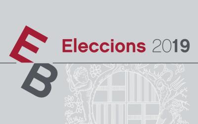 Eleccions al Ple de la Cambra de Comerç