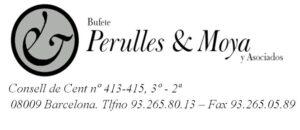 Conferència laboral online sobre COVID-19 amb Perulles & Moya. Inscripcions obertes fins el 17 de novembre a les 14.00 h.