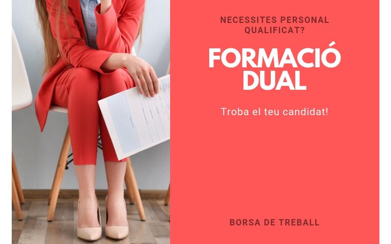 Necessites personal qualificat?