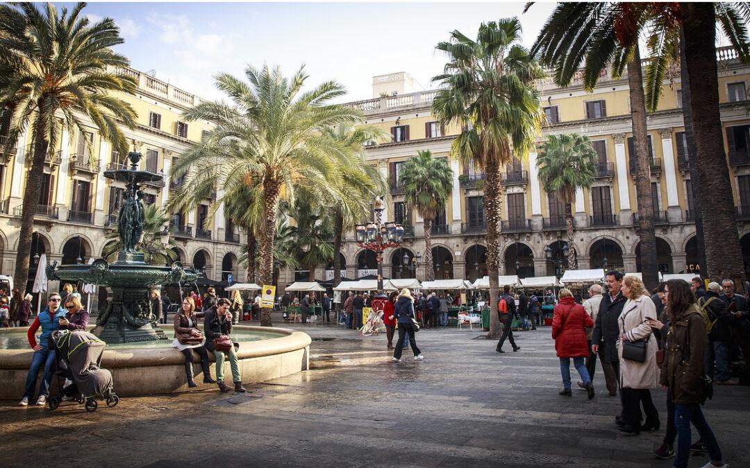 Bona salut percebuda a Barcelona però marcada per les desigualtats