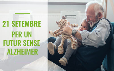 21 de setembre, Dia Mundial de l'Alzheimer