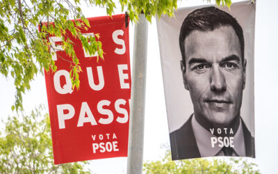 El PSOE seria la força política més votada en unes noves eleccions