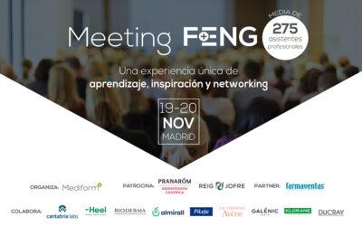 IX Meeting Feng 19 i 20 de novembre a Madrid