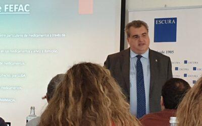 Fefac explica la nova instrucció de l'Aemps sobre venda online de medicaments