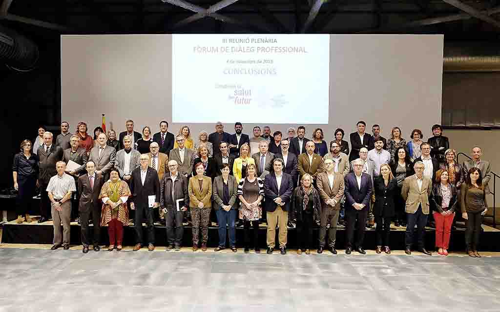 Fefac participa en el Fòrum de Diàleg Professional, que presenta les seves conclusions