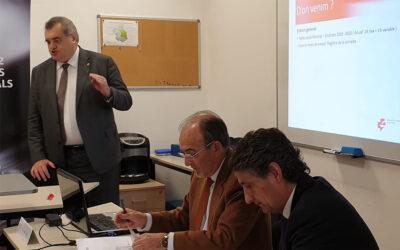Celebrada la segona sessió informativa sobre el Conveni col·lectiu d'oficines de farmàcia de Barcelona