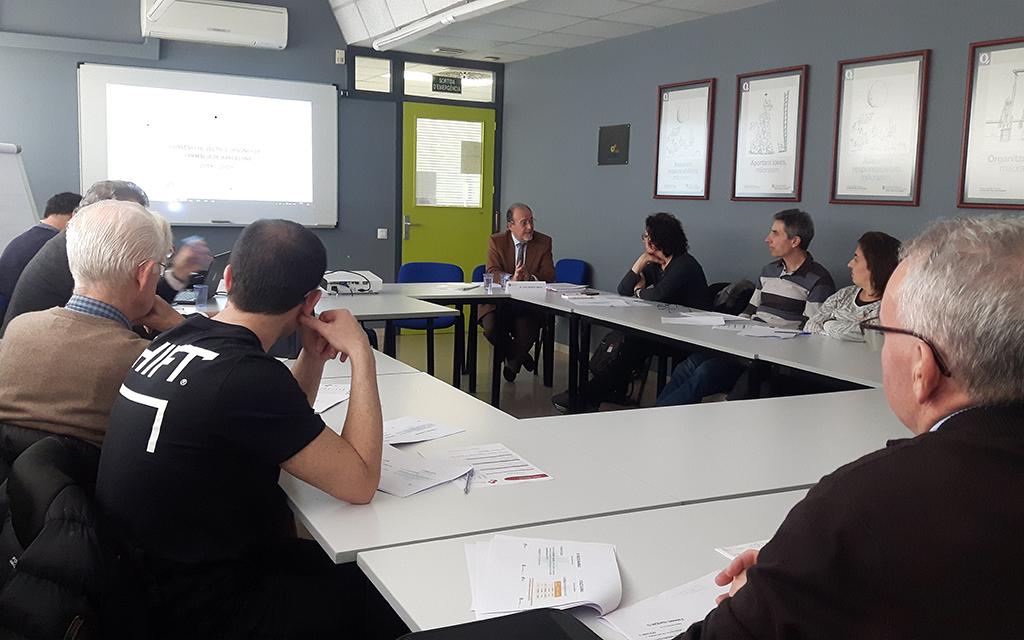 Celebrada la cinquena sessió informativa sobre el Conveni col·lectiu d'oficines de farmàcia de Barcelona