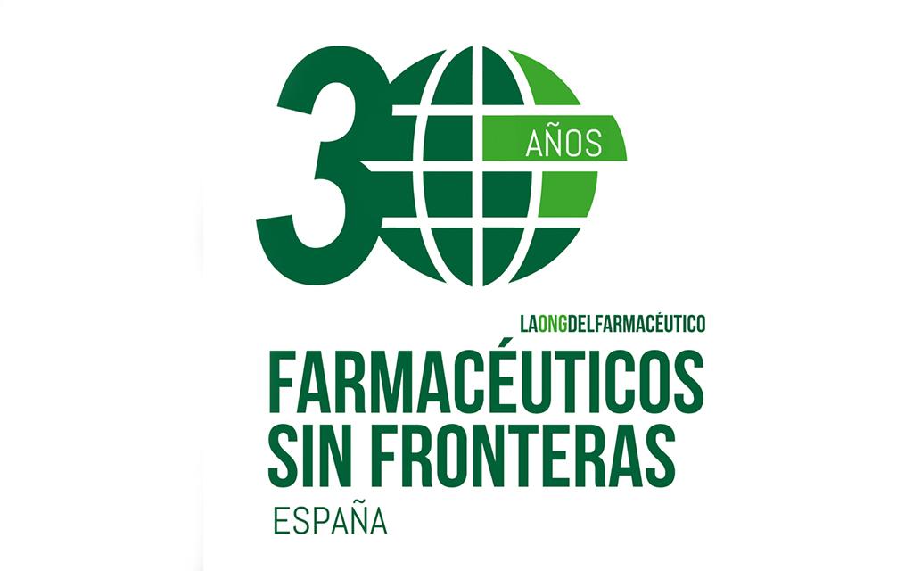 Farmacéuticos sin Fronteras celebra el seu 30 aniversari