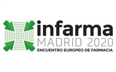 Infarma Madrid 2020, declarat d'interès sanitari