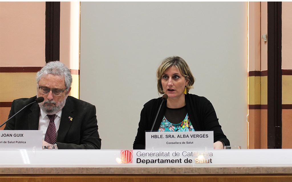 Segon cas importat de coronavirus a Catalunya