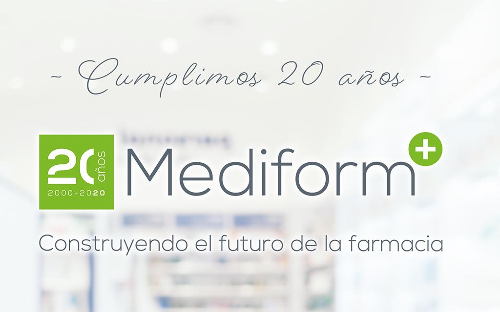 Mediformplus compleix 20 anys com a consultora referent en el sector farmacèutic