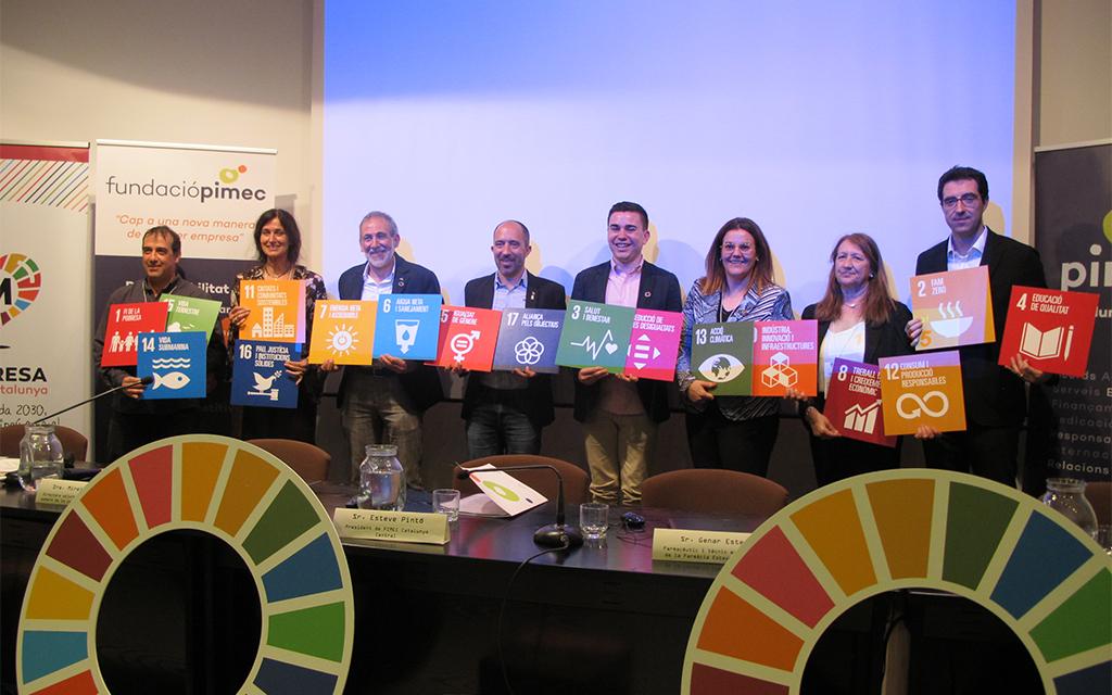 Com empresa, com puc contribuir als ODS?