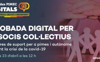 Trobada digital per a socis col·lectius de PIMEC