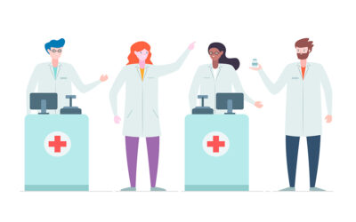 Recomanacions de l'OMS i dels CDC per a oficines de farmàcia