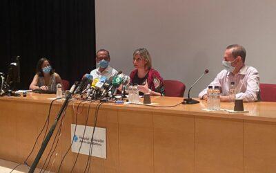"""Vergés: """"Si tota la societat compleix les mesures bàsiques per prevenir la COVID-19, els riscos baixen molt, a Lleida i arreu de Catalunya"""""""