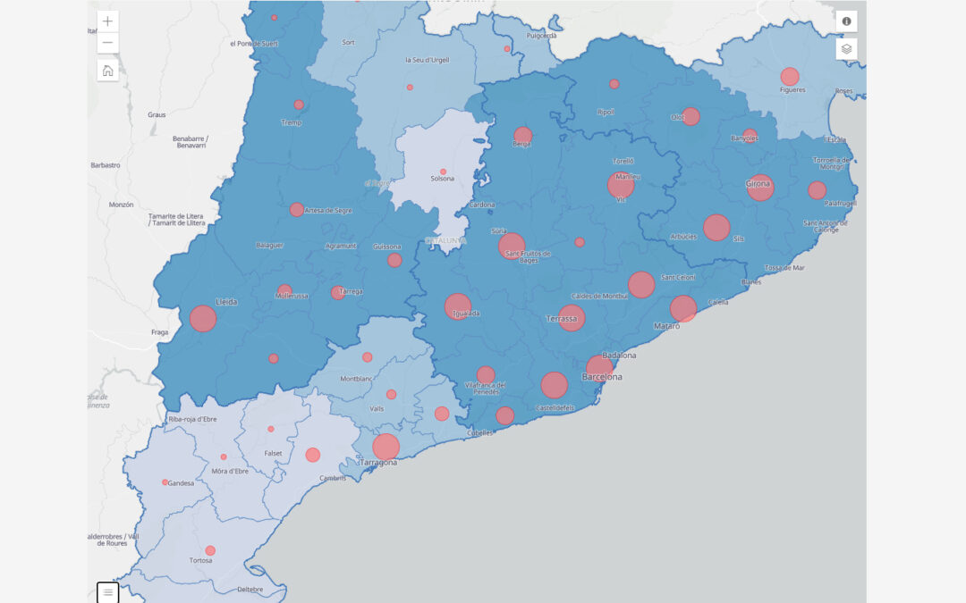 Jutjats de guàrdia de Lleida i Barcelona ratifiquen les restriccions del Govern