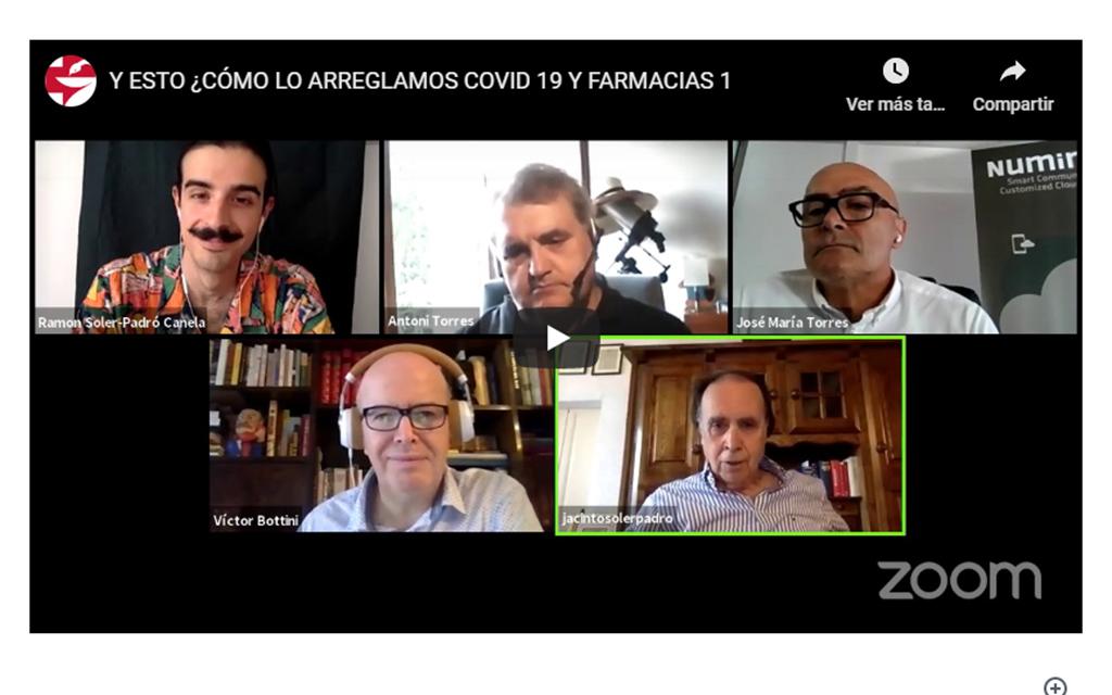 Link al debat #yestocómoloarreglamos