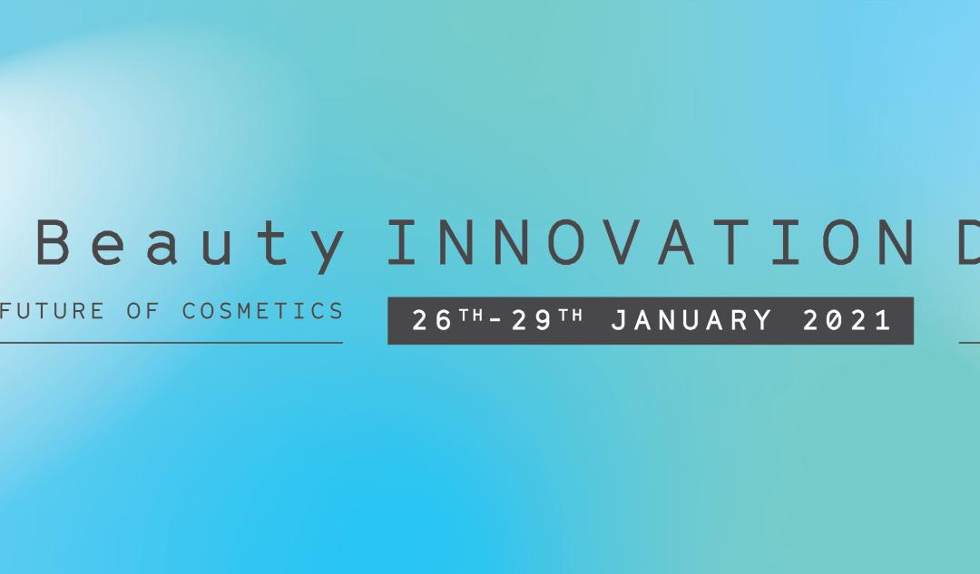 6th Beauty Innovation Days: del 26 al 29 de gener de 2021