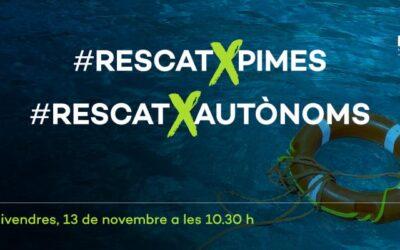 Presentació del manifest: #RESCATXPIMES #RESCATXAUTÒNOMS