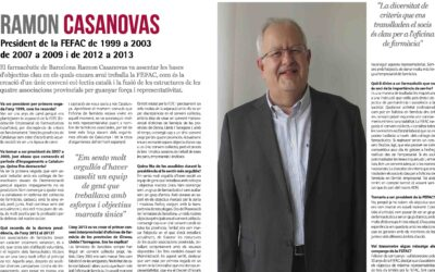 Entrevista a R. Casanovas, president de FEFAC (1999, 2007 i 2012)