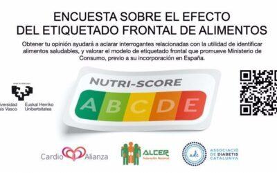 Enquesta Etiquetatge Nutricional Frontal