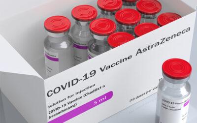 Se suspèn de manera cautelar i temporal la vacunació amb AstraZeneca
