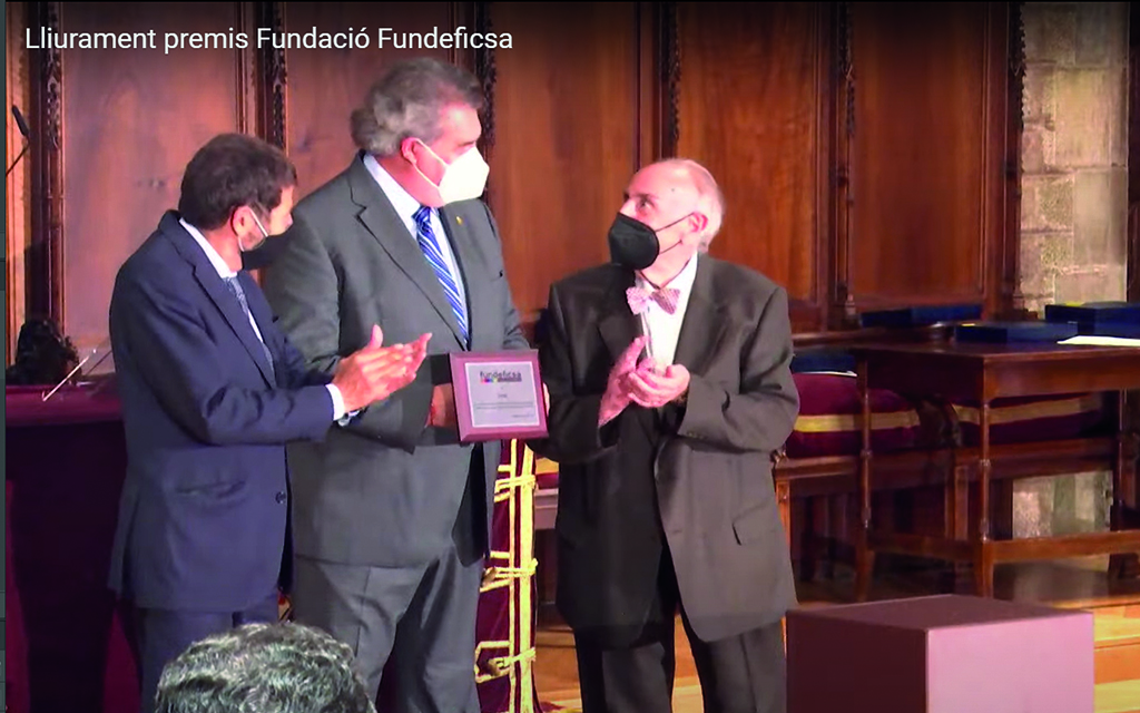 Fundeficsa reconeix la tasca realitzada per les farmàcies i els seus equips durant la pandèmia