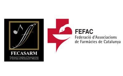 Representantes de FECASARM y de FEFAC se reúnen con Albert Batlle y la directora de la Agencia de Salud Pública de Barcelona