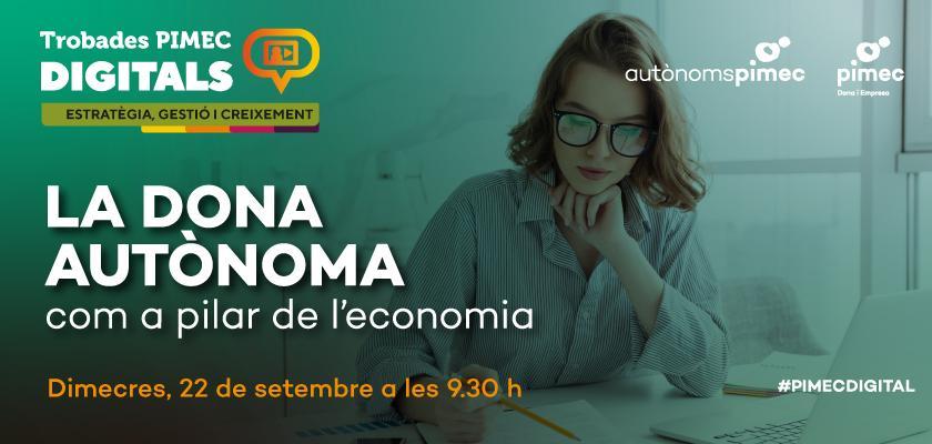 Trobada digital de PIMEC, dimecres 22 de setembre, de 9.30 a 11.30